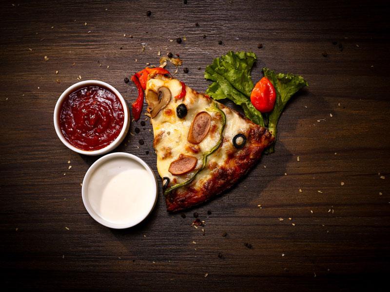 زاویه عکاسی از غذا