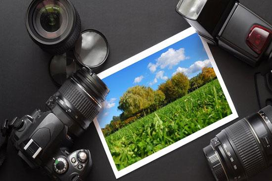 عکاسی از نمایشگاه ها